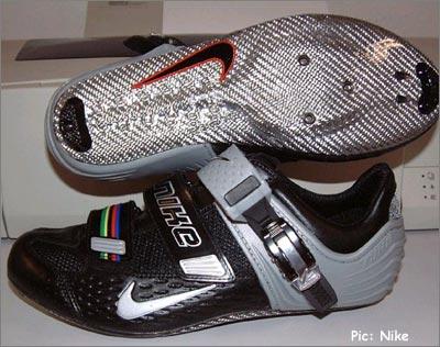 nike cycling shoes