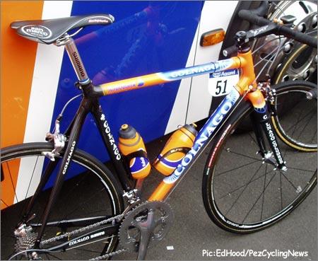 tour de cycling machine