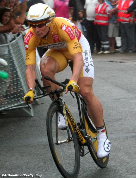 Vuelta De Pez '09: The Rain In Spain, Etc…