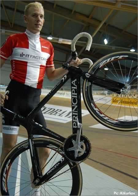 SLAPSHOT ROSTER Morkov-trackbike