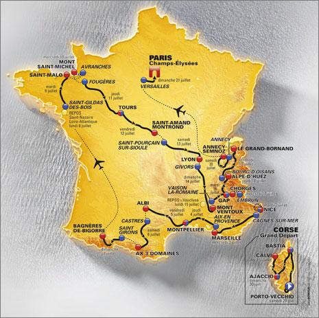 When Does The Tour De France Begin
