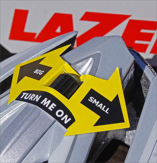 LAZER HELIUM