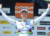 050613 OPQS Dauphine Stage 4 - Martin podium ©Tim De Waele