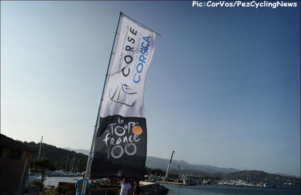 Bastia - Corsica - France - wielrennen - cycling - radsport - cy