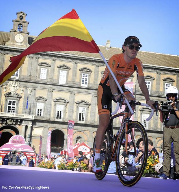 Giro D'Italia 2013presentation