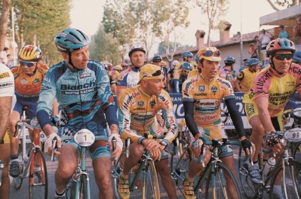 Gimondi Pantani GF 1998