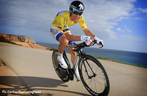 Volta  Algarve 2014 stage-3 ITT