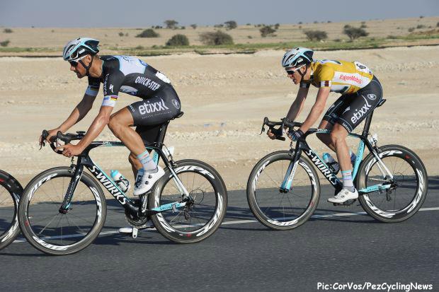 Al Khor Corniche - Qatar - wielrennen - cycling - radsport - cyc