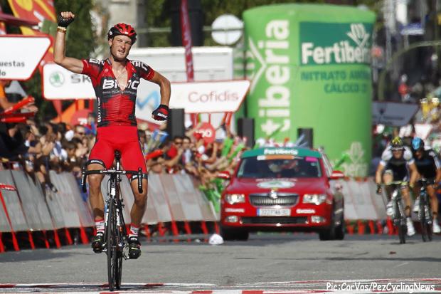 Vuelta Espana 2012 stage 13
