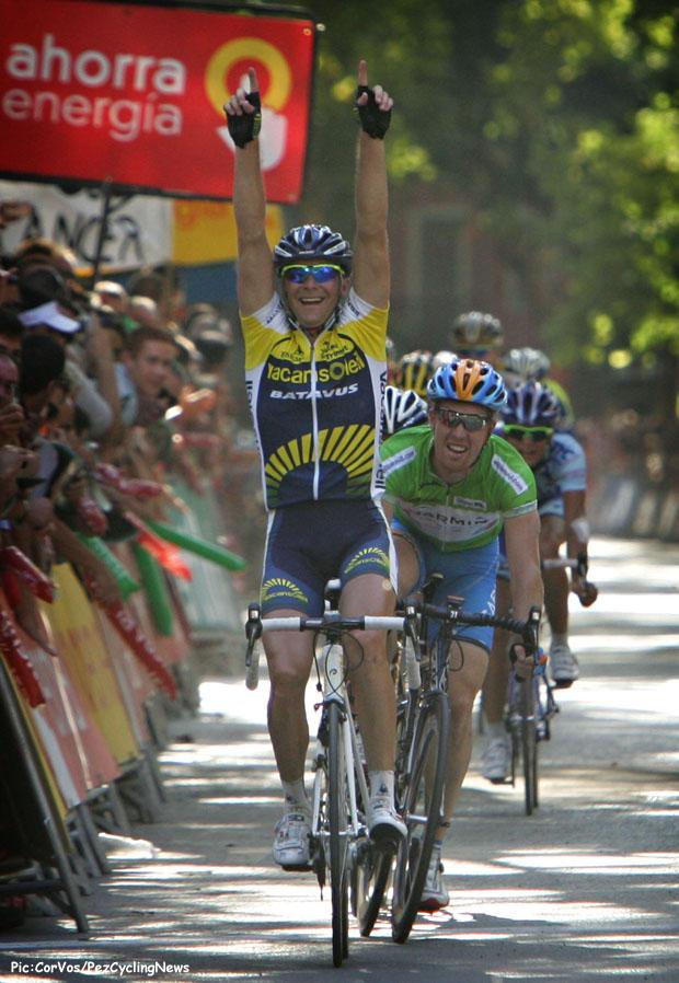 Ronde van Spanje - Vuelta 2009 etappe-6