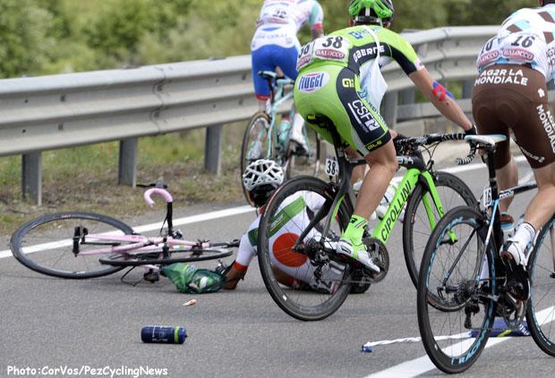 Giro-D'Itaia 2014 stage 5