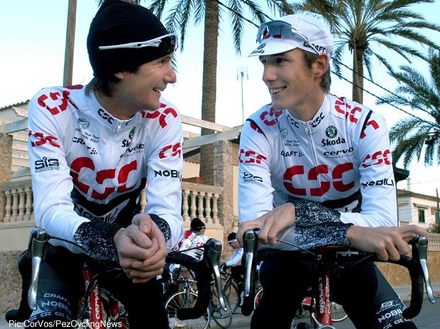 CSC  wielerteam 2008