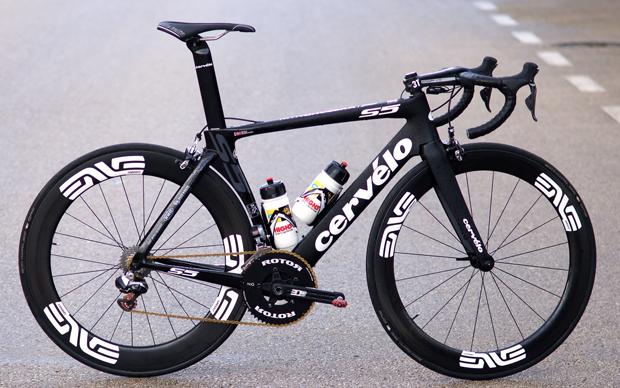 Cervelo Bikes San Diego MTN Qhubeka Cervlo Team