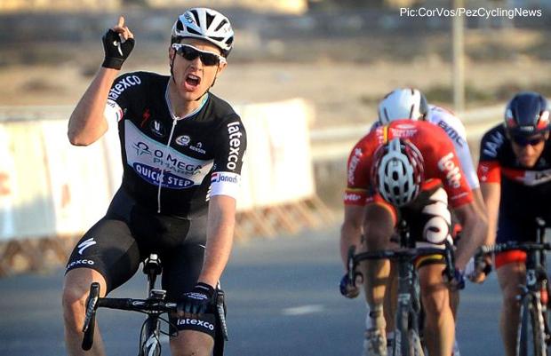 Photo: Overall winner in Qatar.