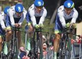 Giro d'Italia 2015 stage - 1- TTT