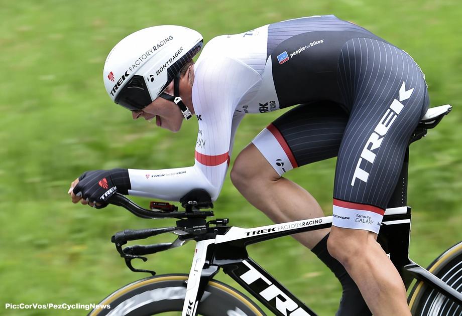 stage 9 of the Tour de Suisse 2015 ITT