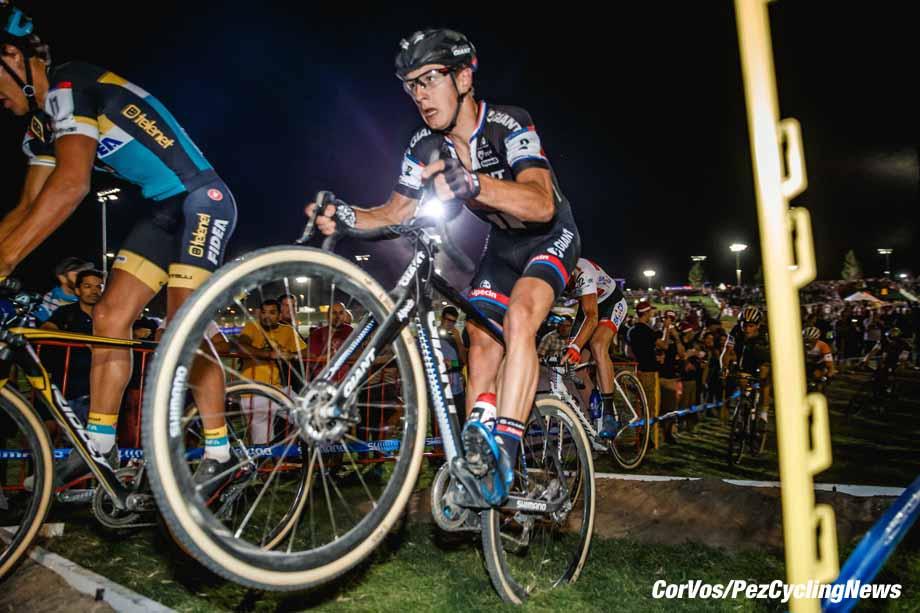 Cyclocross Race Program: Lars van der Haar