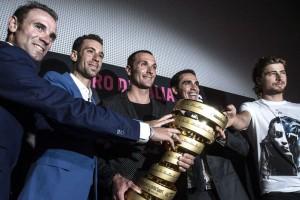 Giro d'Italia 2016 presentation