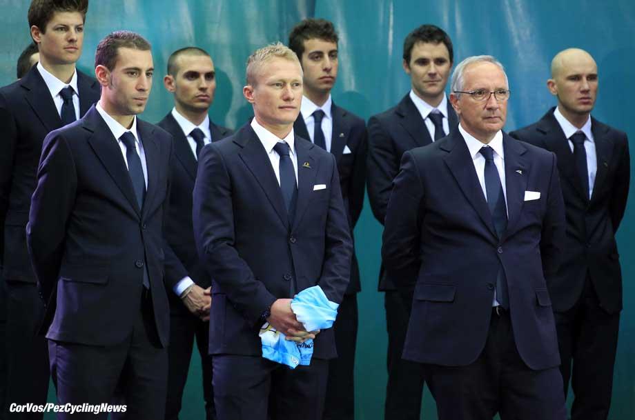 presentation Astana team 2013