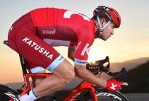 Cycling: Team Katusha 2016