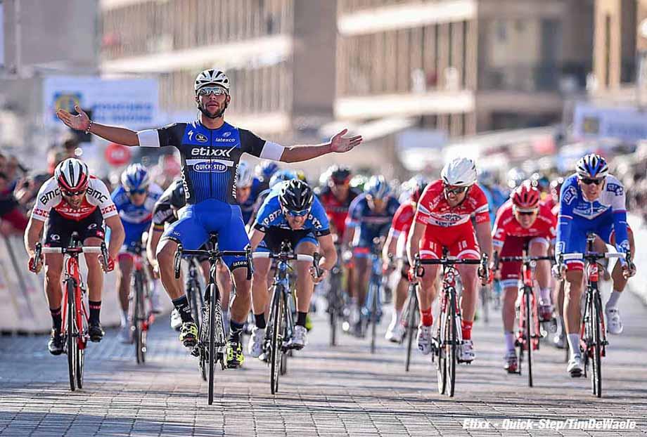 Cycling: 1st Tour de la Provence 2016 / Stage 3