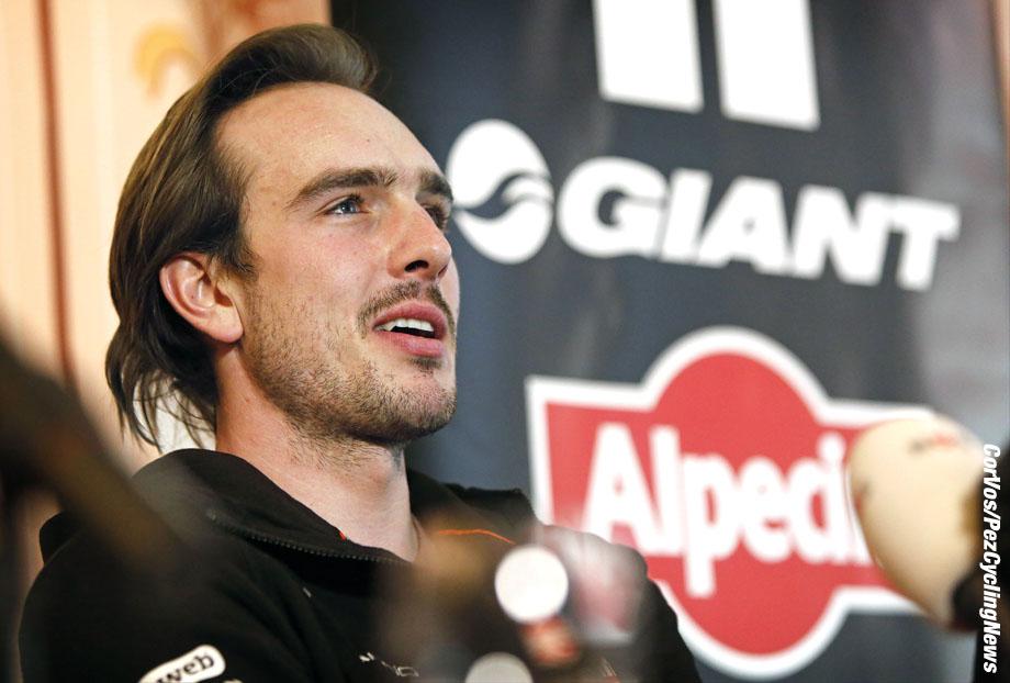 John Degenkolb of Germany / Team Giant - Alpecin