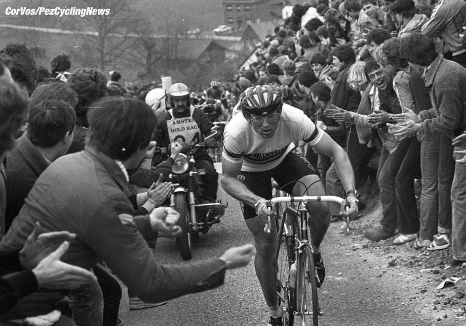 Amateur cycling race