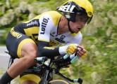 Giro d'Italia 2016 - 99a Edizione - 9a tappa Radda in Chianti - Greve in Chianti 40.5 km- 15/05/2016 - Primoz Roglic (LottoNL - Jumbo) - foto Graham Watson/BettiniPhoto©2016