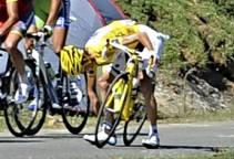 15e etappe  Bagneres-de-Luchon TdFr  2010