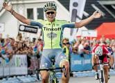 3 Etape Vejle Kiddesvej Vinden Tinkoff rytter Michael Walgren
