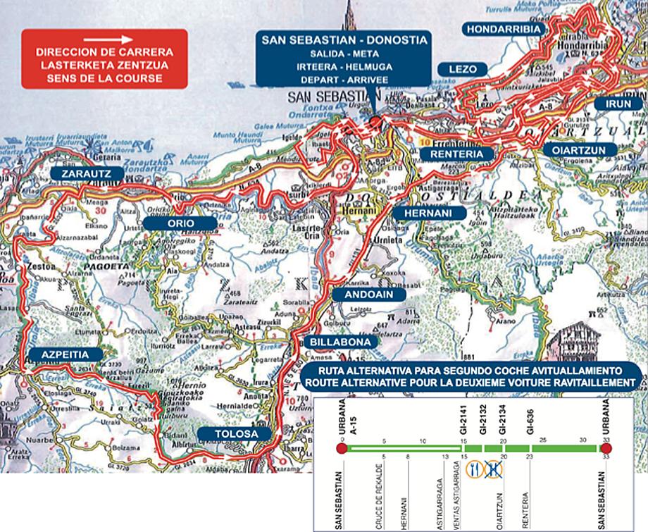 San Sebastián\'16: Magic Mollema! - PezCycling News