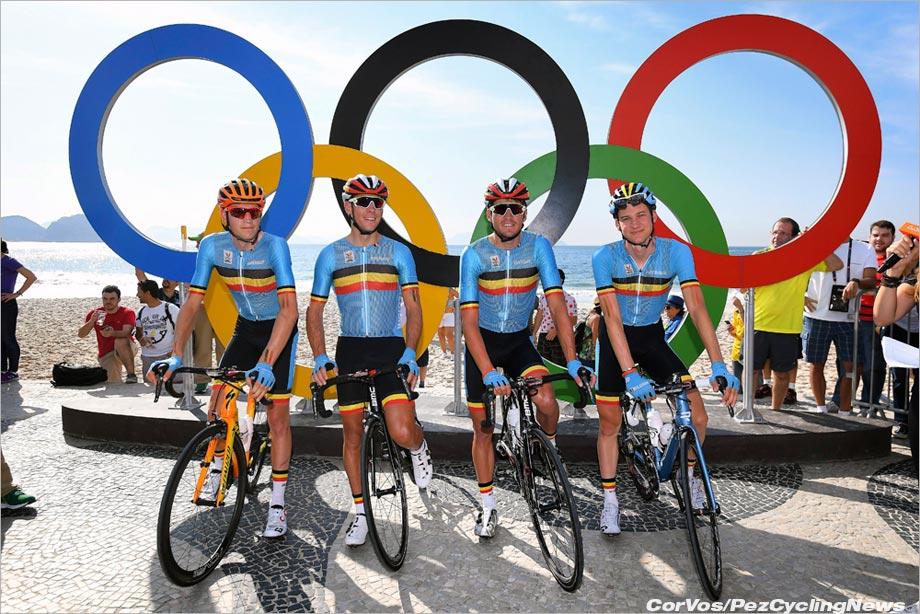 Olympics'16: Greg Van Avermaet Grabs Gold!