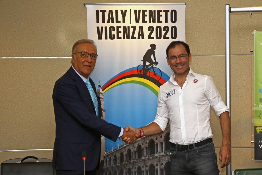 Davide Cassani – FCI, Technical Coordinator for Italian National ...