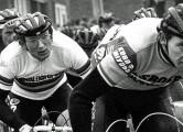 Daniel willems en Jan Raas, foto Cor Vos©