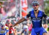 Cycling : 4th Brussels Cycling Classic 2016 Arrival / Tom BOONEN (BEL) Celebration / Brussels - Brussels (199,3Km) / (c)Tim De Waele