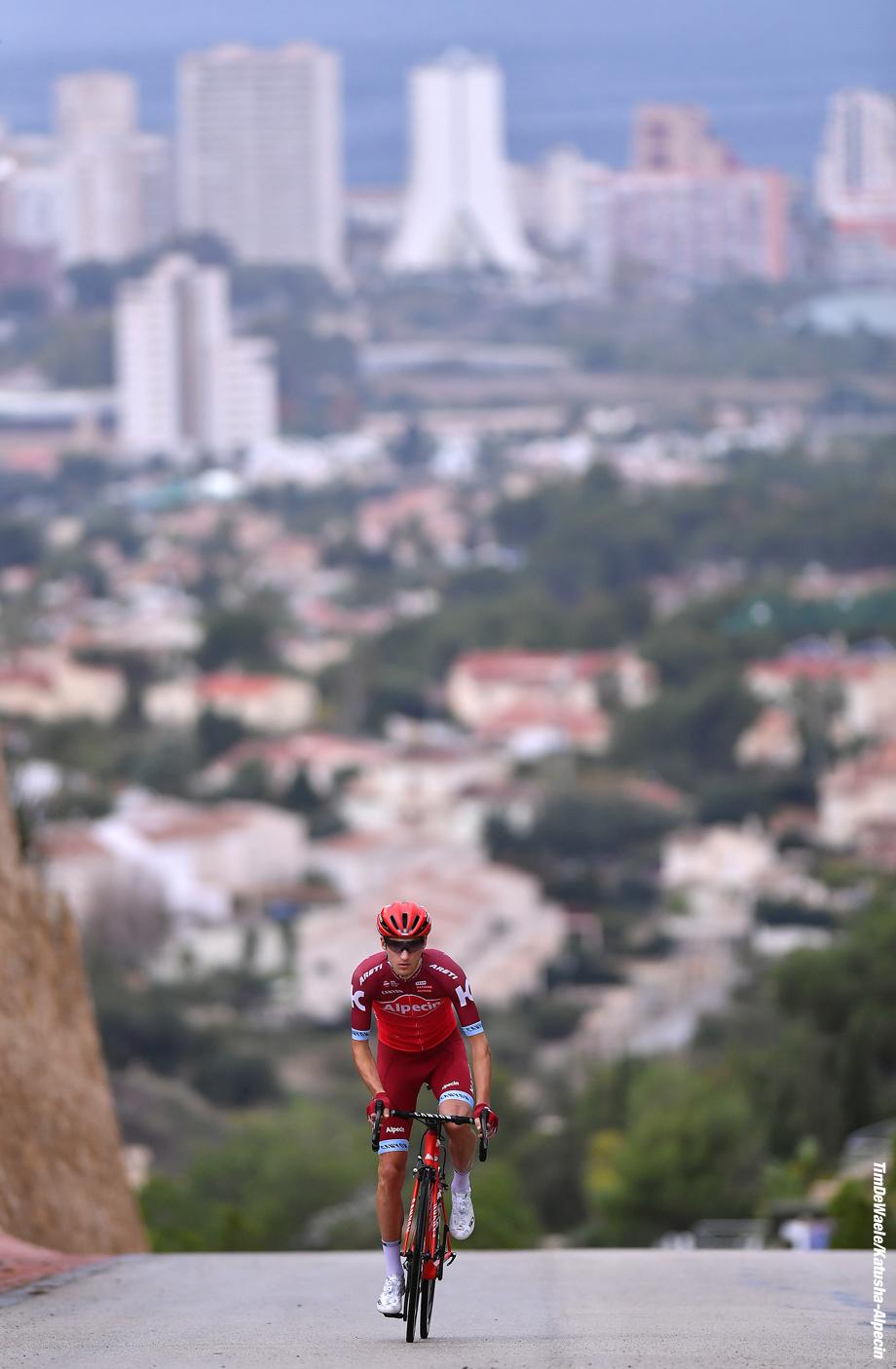 Cycling: Team Katusha Alpecin 2017 Sven Erik BYSTROM (NOR)/ Team Katusha Alpecin (SUI)/ ©Tim De Waele