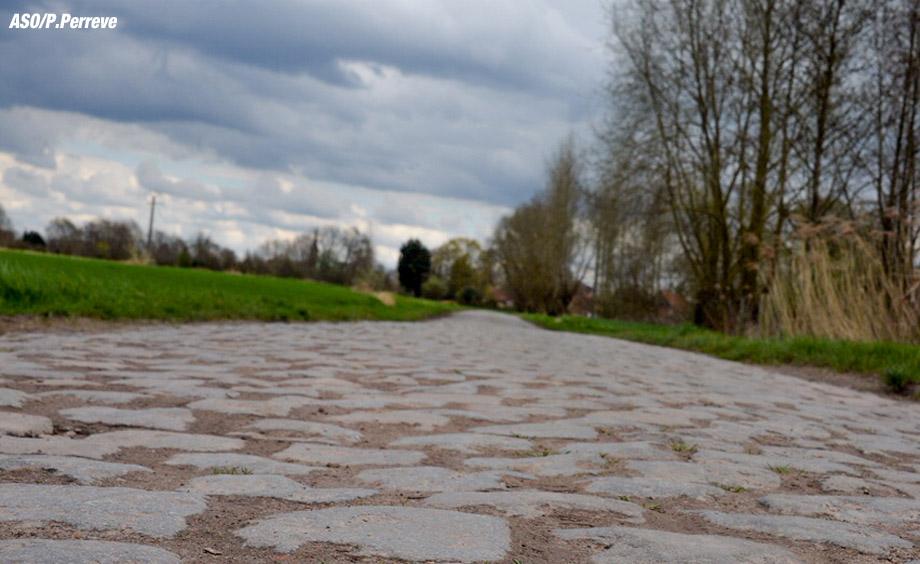 Paris-Roubaix 2016 - 04/04/2016 - Reconnaissance du parcours pavé