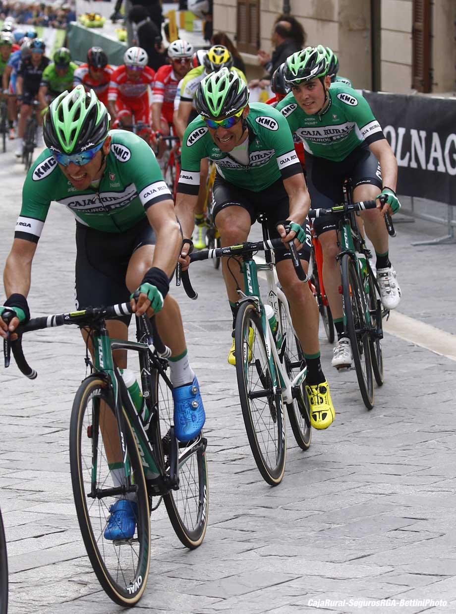 Settimana Internazionale Coppi e Bartali 2017 - 2nd stage Riccione - Sogliano al Rubicone 130 km - 24/03/2017 - Caja Rural - Seguros RGA  - photo Roberto Bettini/BettiniPhoto©2017