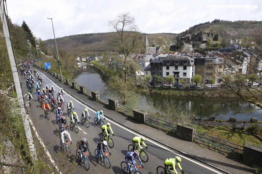 Luik - Belgium - wielrennen - cycling - radsport - cyclisme - illustration - sfeer - illustratie pictured during Liege - Bastogne - Liege 2016 - photo Dion Kerckhoffs/Davy Rietbergen/Cor Vos © 2016