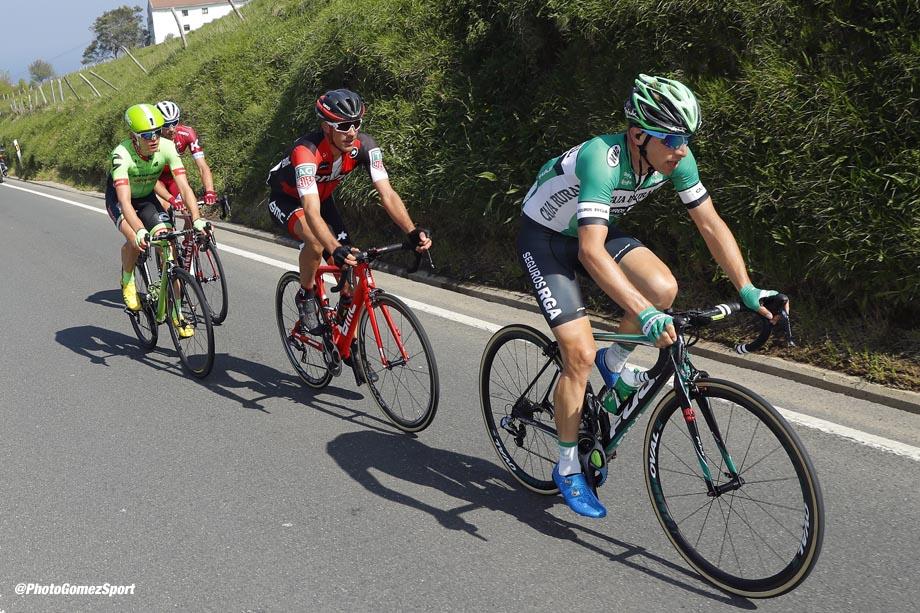 4 Etapa Vuelta Pais Vasco (San Sebastian - Bilbao 174,1 KM)