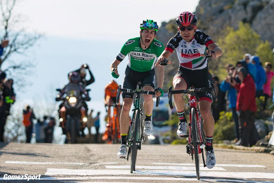 Tour of Croatia 2017 - 41th Edition - 2nd stage Trogir - Biokovoa 123 km - 18904/2017 - Kristijan Durasek (CRO - UAE Team Emirates) - Roson (Caja Rural - Seguros RGA) - photo KL-Photo/BettiniPhoto©2017