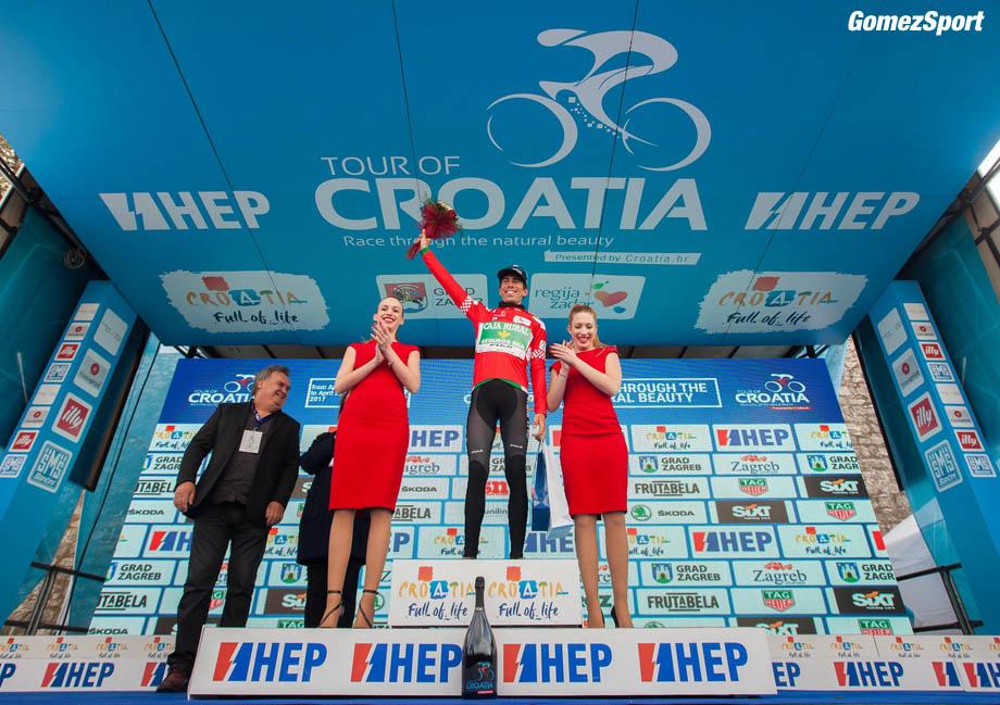 Tour of Croatia 2017 - 41th Edition - 3rd stage Imotski - Zadar 237 km - 20/04/2017 - Caja Rural - Seguros RGA - photo KL-Photo/BettiniPhoto©2017