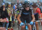 Anglirú - Spanje - wielrennen - cycling - radsport - cyclisme - Vuelta 2011 - Tour of Spain - Ronde van Spanje - etappe-15 Avilés > Anglirú - Christopher Froome - Bradley Wiggins (Team Sky) - foto Sabine Jacob/Cor Vos ©2011