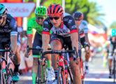 Vuelta Espana 2017 - 72th Edition - 2nd stage Nimes - Gruissan 203.4 km - 20/08/2017 - Sacha Modolo (ITA - UAE Team Emirates) - photo Miwa iijima/CV/BettiniPhoto©2017