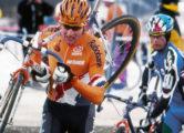 Poprad - Slowakia - wielrennen - cycling - cyclisme - radsport - Adri VAN DER POEL (Nederland) - Daniele PONTONI (Italy) - Elite Profs pictured during Rad-Querfeldein - Weltmeisterschaft 1999 in Poprad - wereldkampioenschap - Championats du Monde - World Championships - photo Cor Vos © 2017