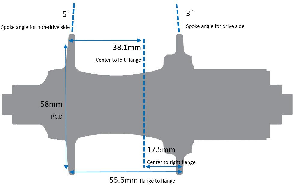 irwin wheels carbon 38 diagram