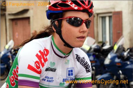 PEZ-Clusive Interview  Siobhan Dervan! - PezCycling News 9ea434600