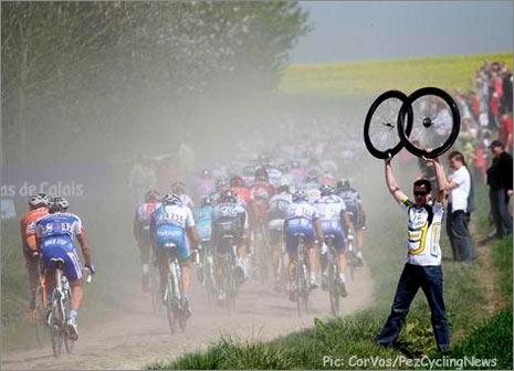 Roubaix '11: Mayhem And Magic! - PezCycling News