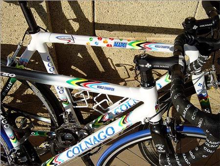 PEZ-Test: Colnago C50 vs. C40 - PezCycling News