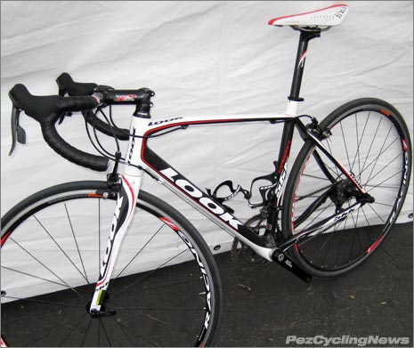 87b52a044b7 The bike itself, and its ride qualities are impressive, but even more so at  the price points offered by LOOK. The 566 is designed by LOOK in France, ...